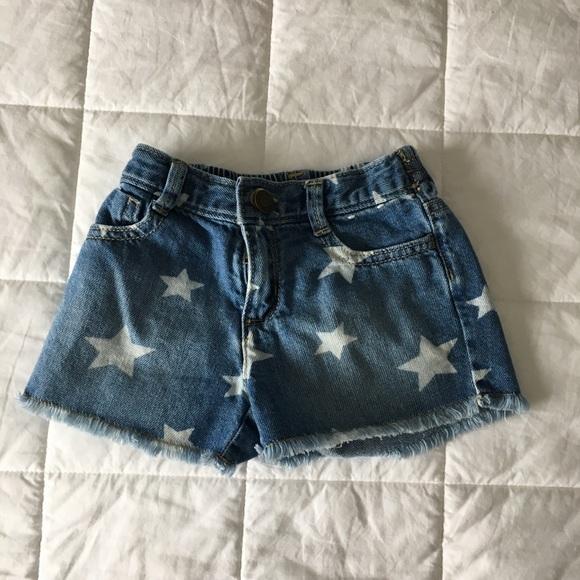 HOST PICK!!Gymboree Jean Shorts. Size 18-24 months a37c45b32bf